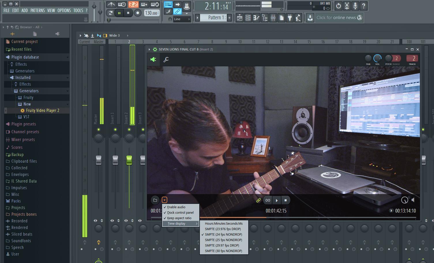 Corso di Produzione Musicale / Musica Elettronica – FL Studio