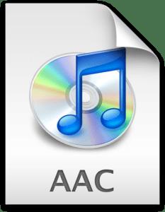 Addio MP3: si passa ad altro formato (AAC)!