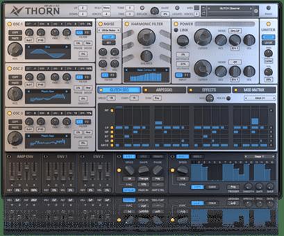 THORN, il nuovissimo VSTi by DmitrySches