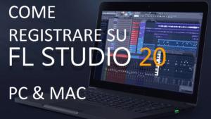 Come registrare su FL STUDIO 20 (PC / MAC) – voce, strumenti, etc